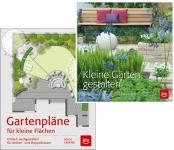 Gartenpläne für kleine Flächen & Kleine Gärten gestalten