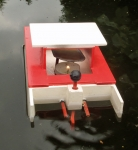 Knatterboot Bausatz