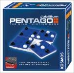 Pentago. Jubiläumsedition. Taktik-Spiel für 2 Spieler.