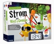 Der kleine Hacker: Strom aus Obst & Gemüse