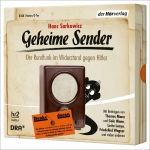 Geheime Sender. 8 Hör-CDs