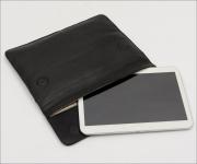 eWall Abschirm-Lederetui. Größe S für Tablet-PCs.