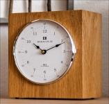Horaculix HC1. Bausatz Luxus-Uhr. Eiche natur.