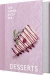 Das große Buch der Desserts.
