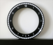 Only Clock. Kibardin Design.