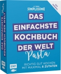 Simplissime - Das einfachste Kochbuch der Welt – Pasta.