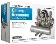 PORSCHE Carrera-Rennmotor Bausatz. PLUS MotorKlassiker Bildband.