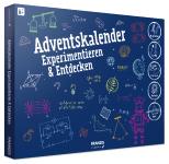 young Explorer Adventskalender Experimentieren & Entdecken 2018
