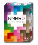 NMBR9. Lege- und Strategiespiel.