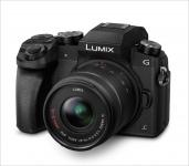 LUMIX DMC-G70. Inklusive Objektiv 14-42mm.