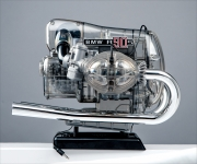 BMW R 90 S-Boxermotor. Bausatz Funktionsmodell.