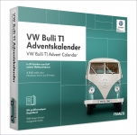 VW Bulli T1 Adventskalender 2019.
