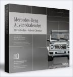 Mercedes Benz G-Klasse Adventskalender 2019.