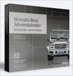 Mercedes Benz G-Klasse Adventskalender 2019.