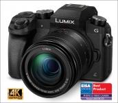 LUMIX G70M Kamera.
