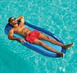 Luftmatratze spring float deluxe.