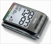 beurer - Handgelenk-Blutdruckmessgerät - BC 80 mit Analyse-App!
