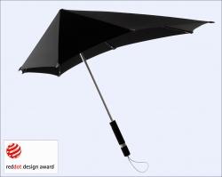 Sturm-Schirm schwarz