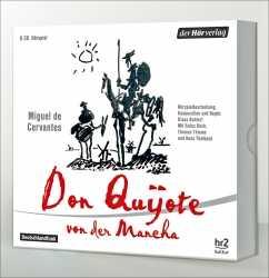 Don Quijote von der Mancha. Die große Hörspiel-Box.