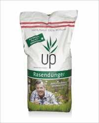up Biologischer Rasen- und Pflanzendünger. 25-KG-Sack