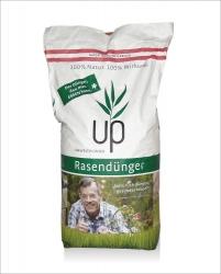 up Biologischer Rasen- und Pflanzendünger. 10 KG-Sack.