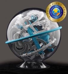 3D-Kugellabyrinth extrem.