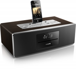 Philips Design Musikanlage