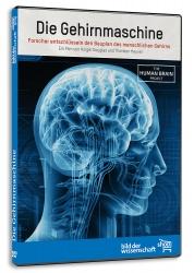 Die Gehirnmaschine. Das Human Brain Project. Video-DVD