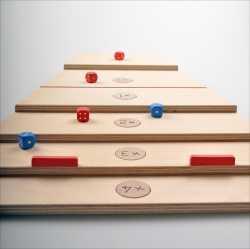 Die Würfel-Treppe. Spielerisch kopfrechnen!