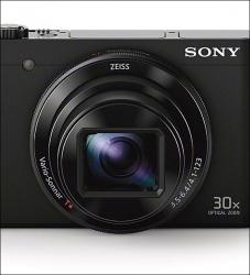 Sony DSC HX90. Kompakte Digitalkamera.