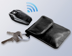 Sicherheits-Etui eWall für Autoschlüssel.