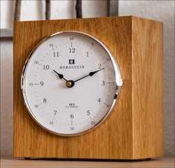 Horaculix HC1. Bausatz Luxus-Uhr.