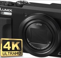 LUMIX TZ91. Reisekamera mit LEICA-Objektiv.