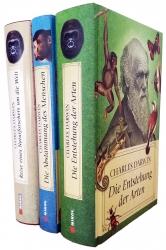 Charles Darwins Hauptwerke.