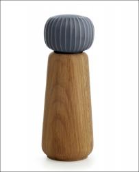 Kähler Design Hammershøi Gewürzmühle. Farbe grau/anthrazit.