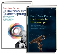 Prof. Ernst Peter Fischer. Geschenk-Set!