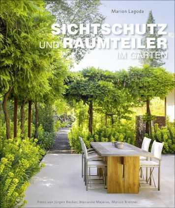 Sichtschutz und Raumteiler im Garten.