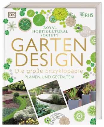 Gartendesign – Die große Enzyklopädie