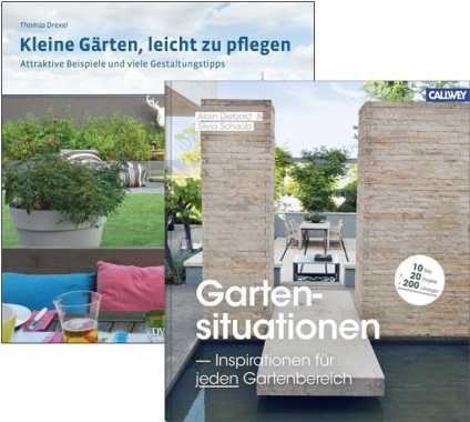 Kreative Gestaltungslösungen für Kleine Gärten & jede Gartensituation.