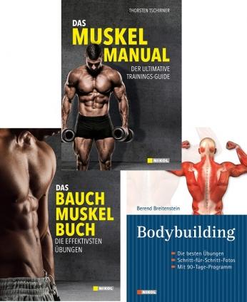 Gezieltes Muskeltraining von Kopf bis Fuß!