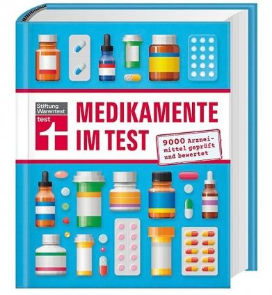 Medikamente im Test.