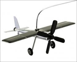 Solar-Flugzeug Bausatz. Flieger, grüß mir die Sonne...