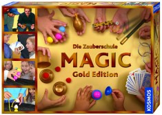 Die Zauberschule Magic Gold Edition.