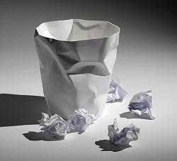 Der Papier-Korb
