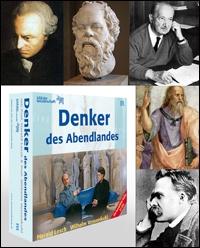 Prof. Harald Lesch: Denker des Abendlandes. Große Hörbuch-Box