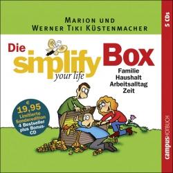 Die Simplify Hörbuch-Box