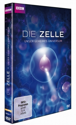 Dr. Adam Rutherford: Die Zelle - unser geheimes Universum