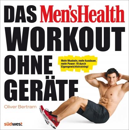 Men's Health Workout ohne Geräte