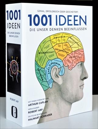 1001 IDEEN, die unser Denken beeinflussen