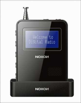 Noxon Mini Digitalradio